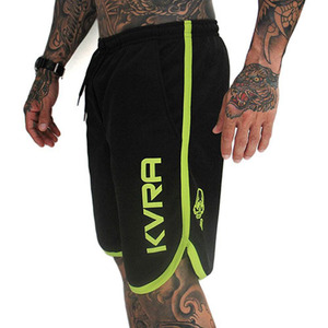 Kvra 'All Day' pants - Black/Green